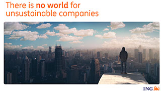 There is no world for unsustainable companies