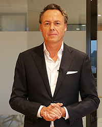 Ralph Hamers, CEO of ING
