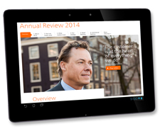 2014 Annual Review ING Groep N.V.