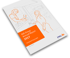 cover 2017 Annual Report ING Groep N.V.