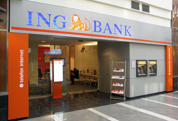 ING Bank Śląski - best commercial bank in Poland
