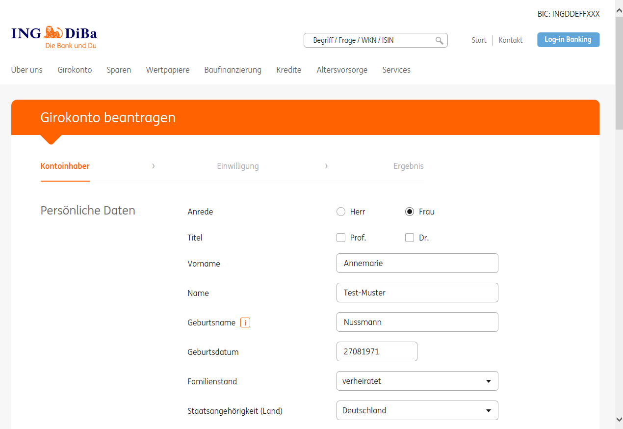 German customer account create/downloader - German Customer Account Create/downloader 9