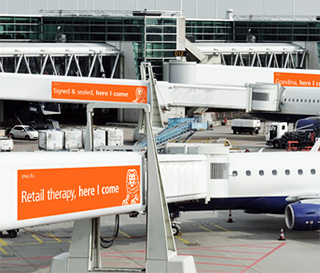Ing Launches International Campaign World Here I Come At Amsterdam Airport Schiphol Ing