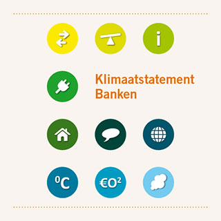Klimaatstatement banner