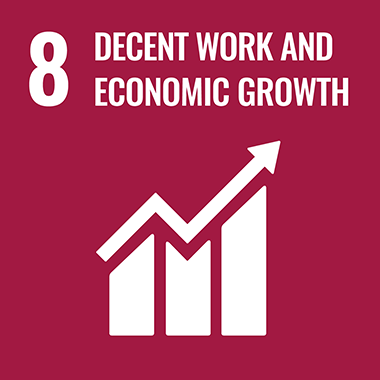 SDG08 Decent work and economic growth