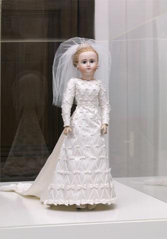 Em Couture Doll Wedding Dress Mvo 2009
