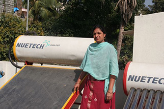 India Solar Water Heaters