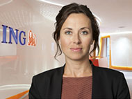 Marieke Blom, chief economist at ING