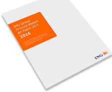 2016 Annual Report ING Groep N.V. on Form 20-F
