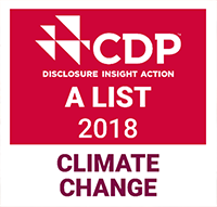 CDP A list 2018 Climate change