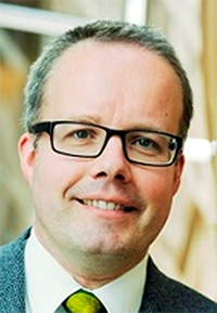 Hans Biemans, head of Sustainable <br>Markets at ING