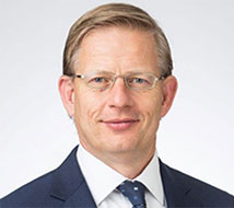 Willem Sutherland began his career <br> at ING in 2006.