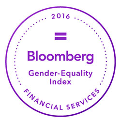 Bloomberg logo gender index