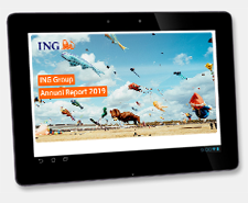 Cover 2019 Annual Report ING Groep N.V.