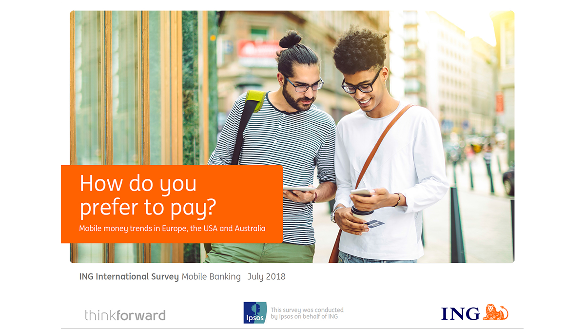 ing.com - ING.com - Mobile banking is changing how we pay