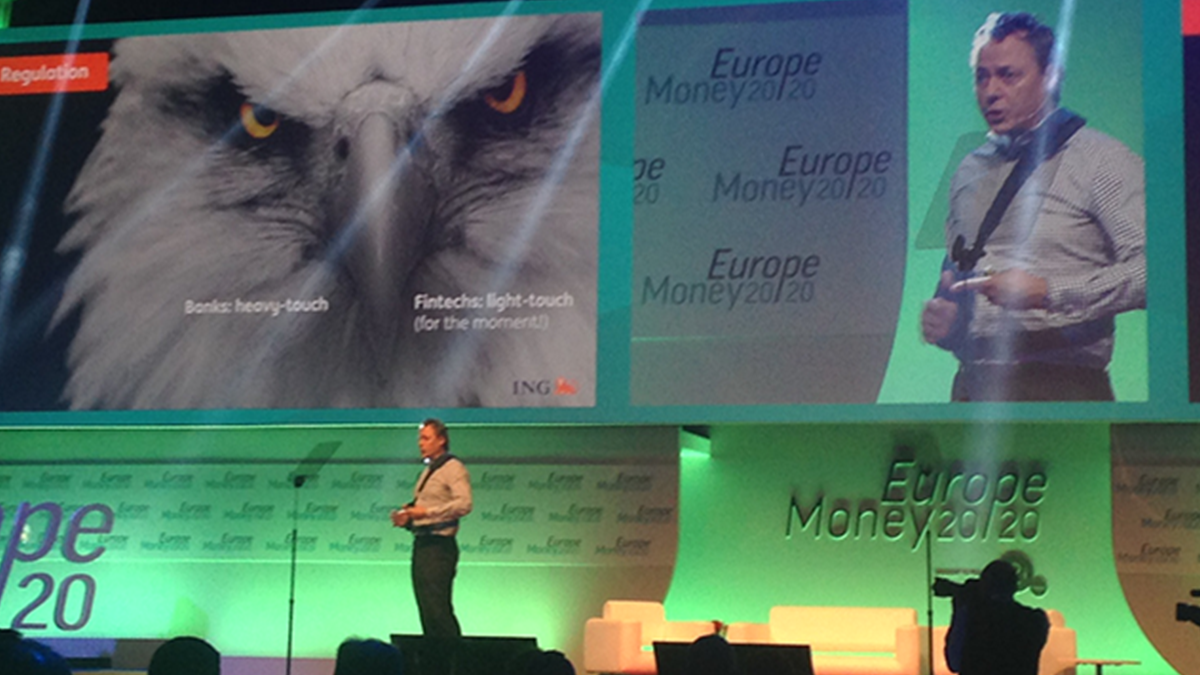 Money 20/20 Europe interview
