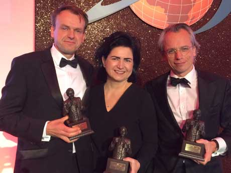 ING wins three awards from FT's The Banker: Best Bank in Belgium, in the Netherlands and in Poland