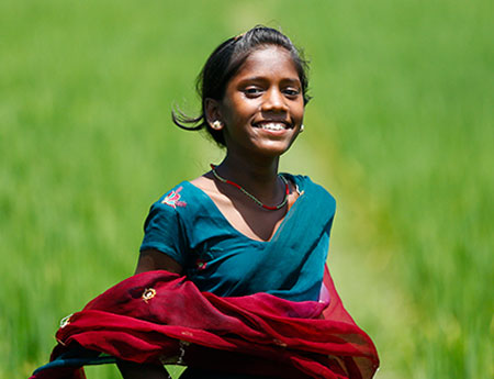 Ending child marriage in Nepal for girls like Gita