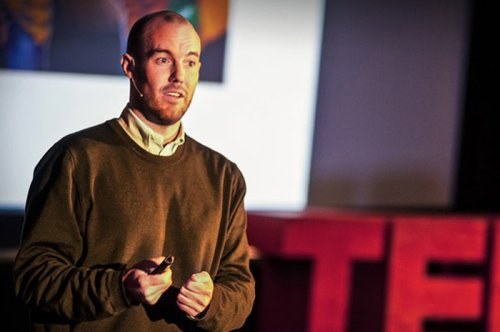 Harvard Business School professor Michael Norton's TEDx talk has been viewed more than three million times.