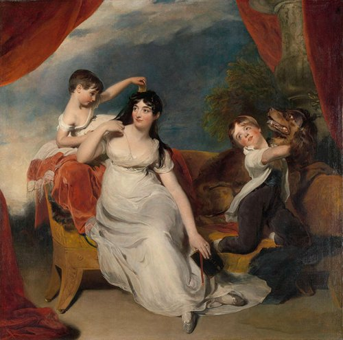 "<strong>Loan</strong>: <em>Maria Mathilda Bingham with Two of her Children</em>, Thomas Lawrence, 1817<br> Permanently exhibited<br> <strong>Location</strong>: Rijksmuseum, Amsterdam<br> <strong>Period</strong>: Long-term loan<br> <strong>Link</strong>: <L CODE=""C02"">https://www.rijksmuseum.nl/en/search/objects?q=thomas%20lawrence&p=1&ps=12&st=Objects&ii=0#/SK-C-1649,0</L>"