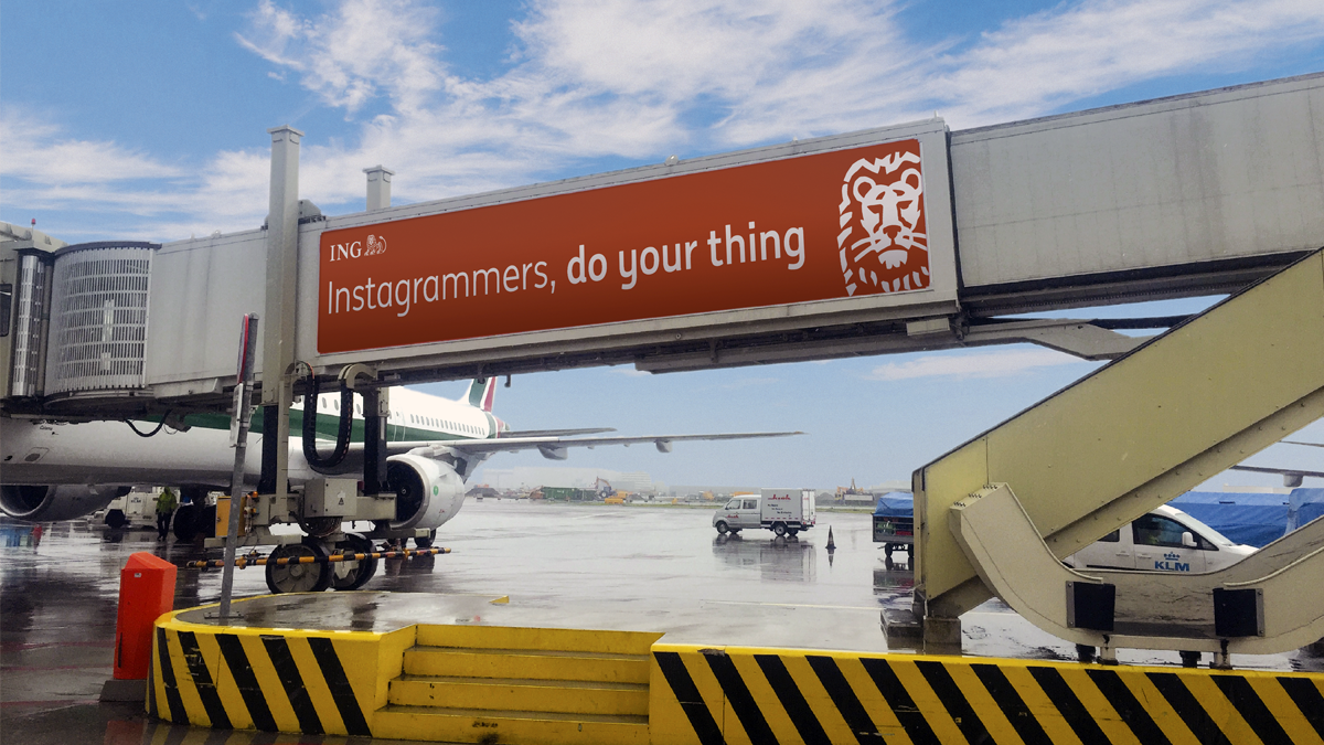 ING launches 'do your thing'