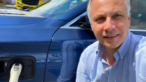 Thorsten Mehltretter, global lead of ING's automotive sector