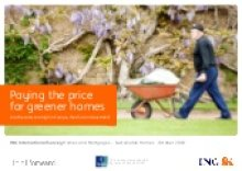 ING International Survey: Homes and Mortgages − Sustainable Homes