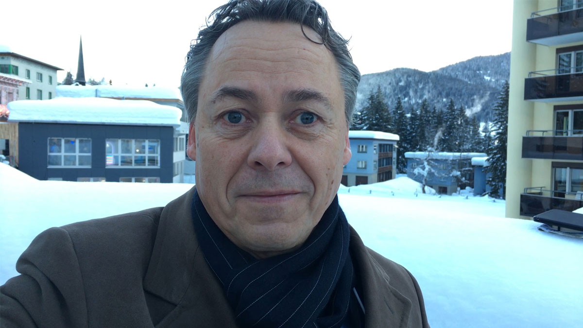 Davos 2018: climate leadership and circular economy