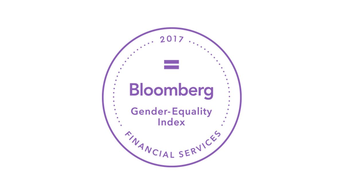 ING included in new Bloomberg Financial Services Gender-Equality Index