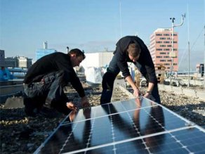 ING commits to renewable electricity for all buildings worldwide