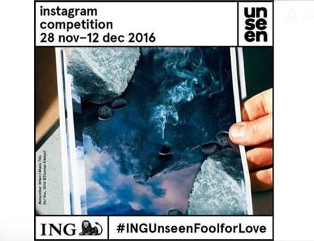 #ingunseenfoolforlove: Composition with two oranges wins Instagram competition