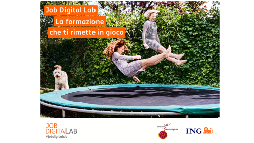 This project in Italy offers fragile segments of the population digital skills training to enter the labour market.