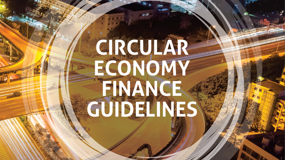 ABN AMRO, ING and Rabobank launch finance guidelines for circular economy
