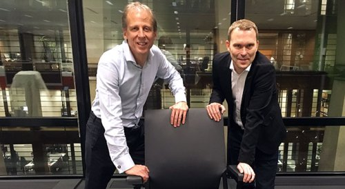 "ING's Sébastien D'Hondt and Zervant's Tuukka Koskinen on that special dinner in Brussels: ""I felt a connection that night."""