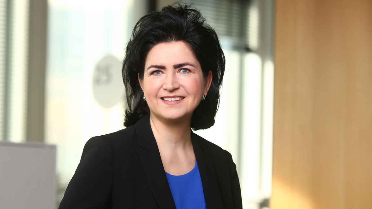 Małgorzata Kołakowska appointed head of ING Wholesale Banking in the UK, Ireland and Middle East