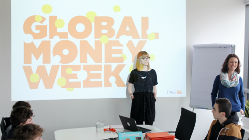 Global money week in Czech Republic