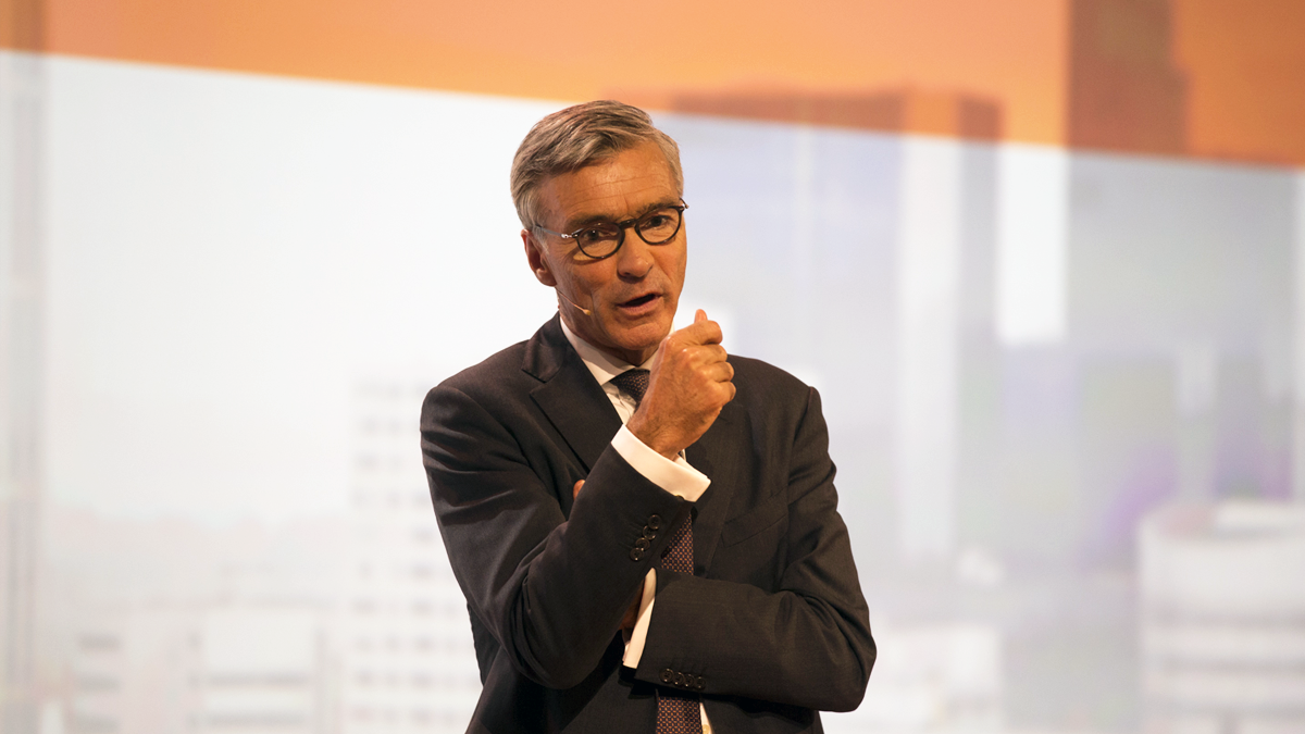 Koos Timmermans to step down as CFO and member of the Executive Board of ING Group