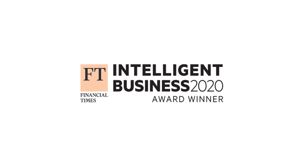 ING wins Financial Times Intelligent Business Award