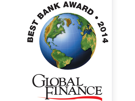 ING awarded Best Bank in Western Europe 2014