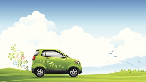 'Green' vehicles are cars that run on alternative fuels or a hybrid of gasoline and electricity and emit fewer harmful emissions that pollute the environment.