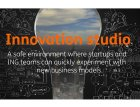 Startups graduated from ING Innovation Studio