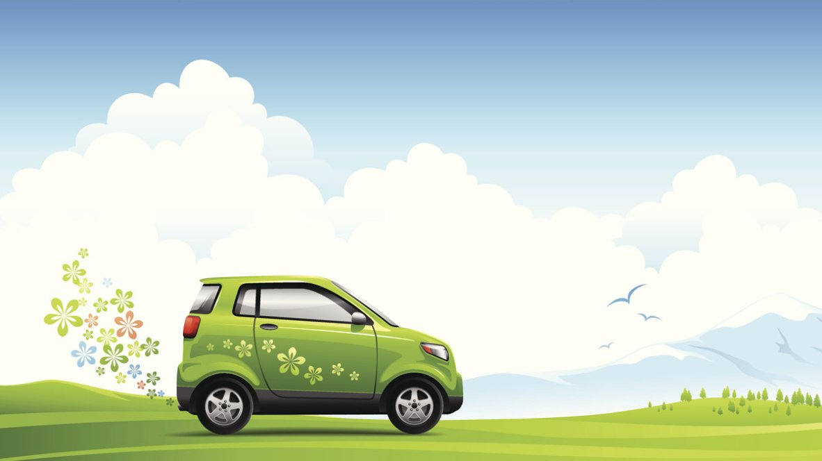 Green Vehicles Are Cars That Run On Alternative Fuels Or A Hybrid Of Gasoline