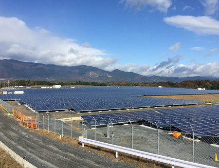 ING powers the way into solar energy in Japan