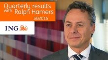 ING CEO Ralph Hamers on ING's 3Q15 results [9 subtitles available]