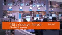 Threat or opportunity? ING's CEO Ralph Hamers on fintech